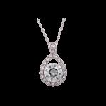 Emmylou crystal - Necklace