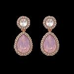 Miss Carlotta Rose Water - Earrings