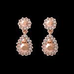 Sofia Rose Gold - Earrings
