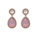 Miss Carlotta Rose Water - Earrings
