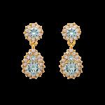 Sofia Light Azore - Earrings