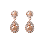Sofia Rose Gold - Earrings